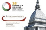 26° CONVENTION MONDIALE DELLE CAMERE DI COMMERCIO ITALIANE ALL'ESTERO